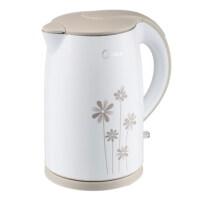 【当当自营】Midea美的 304不锈钢电水壶WH517E2b