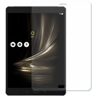 华硕 ZenPad 3S 10钢化玻璃膜9.7英寸平板电脑Z500M贴膜P027 钢化-玻璃膜