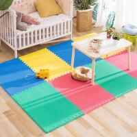 环保泡沫地垫拼接婴儿童爬行垫拼图加厚2cm大码宝宝爬爬垫子60x90