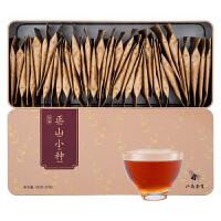 八马茶叶 武夷山正山小种红茶小包装盒装180克