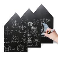 儿童绘画墙贴纸1-6岁礼物黑板贴纸墙贴可移除可擦写家用巨幅
