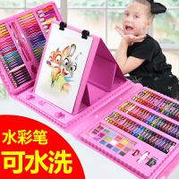 水彩笔儿童画画笔套装彩色笔幼儿园小学生水彩绘画蜡笔无毒可水洗