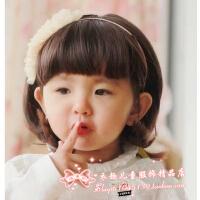 小宝宝摄影假发 小宝宝自然假发 儿童摄影假发 韩版儿童假发 热卖