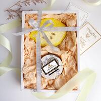 香薰蜡烛杯垫礼盒创意生日礼物香氛闺蜜结婚伴手礼