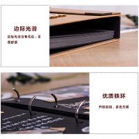 手工创意纪念册活页相册粘贴式照片书定制自作抖音同款