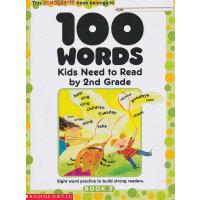 100 Words Kids Need to Read by 2nd Grade 二年级学生必备的100个词汇 ISB