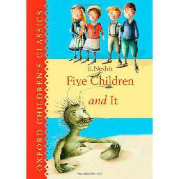 【预订】Five Children & It 9780192733436 美国库房发货,通常付款后3-5周到货!