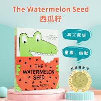 英文原版 The Watermelon Seed [纸板] [2-4岁]