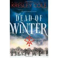 英文原版 Dead of Winter (The Arcana Chronicles)
