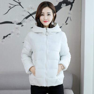 过年穿的中老年羽绒服女短款加厚加肥大码中年小棉衣棉袄200斤胖妈妈冬装