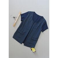 [242-304]639新款女装打底外套短外套0.25