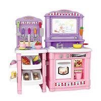 麦宝创玩 儿童三层彩色玩具陈列架 花猫角落收拾架柜 幼儿园玩具分类整理架 宝宝储物架