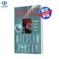 英文原版 神经漫游者 Neuromancer 科幻小说 黑客帝国和攻壳机动队电影的灵感来源 William Gibson