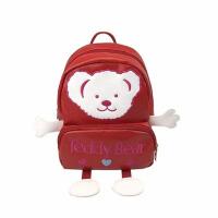 书包女韩版原宿高中学生背包卡通可爱萌系小羊帆布双肩包