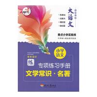 文化常识名著小学语文专项练习手册大语文部编人教版