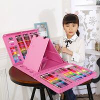 儿童画笔套装带画架小学生绘画水彩笔画画套装工具文具美术用品礼盒男女孩生日礼物六一儿童节礼品