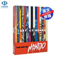 预售英文原版 The Art of Mondo Mondo电影海报艺术典藏 画册设定集画集 艺术海报设计公司 Mondo