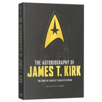 詹姆斯T柯克自传 星际迷航角色 英文原版人物传记 The Autobiography of James T Kirk