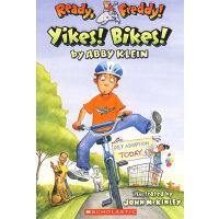 READY, FREDDY! 7 YIKES! BIKES!单车历险记