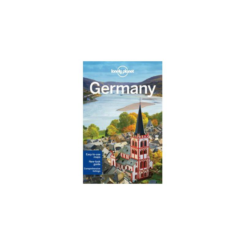 Lonely Planet Germany 孤独星球国家旅行指南:德国