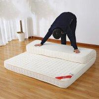 木板床加厚宿舍单人床垫家用学生宿舍床海绵垫酒店宾馆双人床床褥