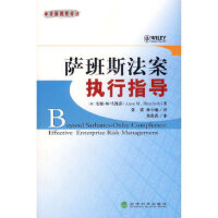 萨班斯法案执行指导 (美)马凯蒂,林小驰 经济科学出版社 9787505859630