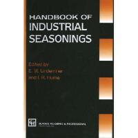 【预订】Handbook of Industrial Seasonings