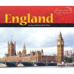【预订】England 进口原版 9780736815321