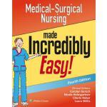 【预订】Medical-Surgical Nursing Made Incredibly Easy 978149632