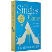 英文原版 The Singles Game 单打比赛 穿普拉达的女王同作者 Lauren Weisberger 时尚女魔