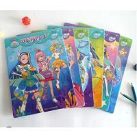 巴啦啦小魔仙之魔法海萤堡双层拼图 3-6岁婴幼儿玩具配对卡片 提高孩子专注力注意训练书籍 4-5岁儿童益智逻辑思维全脑