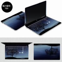 苹果macbook Air Pro11/12/13/15/17寸笔记本外壳贴膜贴纸保护贴