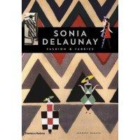 【预订】【T&H】Sonia Delaunay : Fashion and Fabrics 时尚和服饰