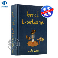 英文原版 Great Expectations 远大前程 精装收藏版 世界经典儿童文学小说 Wordsworth Col