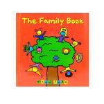英文原版 The Family Book 家庭之书 [平装] [2-5岁]
