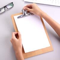 加厚木�|板�AA4文件�A�|板��字板�A菜�渭��A板�k公用品