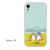 iphone7苹果6s手机壳6plus全包硅胶软壳5se情侣可爱猫咪防摔浮雕