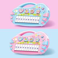 8个月6宝宝钢琴 玩具1-3岁婴儿0音乐琴早教儿童电子琴迷你女孩
