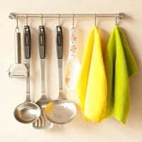 家居生活用品厨房挂架壁挂墙上活动挂钩置物架可移动