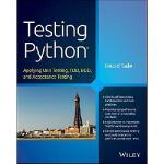 【预订】Python Testing