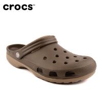 Crocs卡骆驰男女中性鞋 迪特洞洞鞋 夏季户外花园沙滩凉鞋|11001 迪特