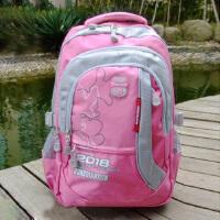 双肩包男女背包旅行包4-6年级小学生初中学生书包