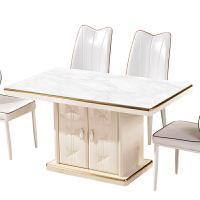 pvc桌布防水防�C防油免洗塑料大理石餐桌茶�总�玻璃�L方形水晶�|