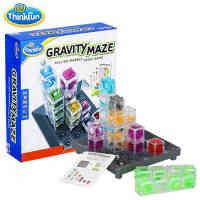 美国thinkfun重力迷宫立体走珠儿童益智玩具4-6岁男孩7岁智力