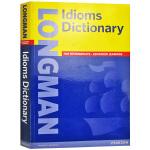 朗文英语习惯用语词典 英文原版 Longman Idioms Dictionary 英文版工具书 英英字典 进口原版书