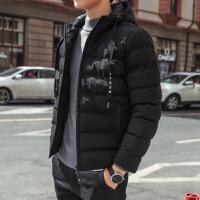 男士外套冬季棉衣修身羽绒棉袄帅气冬天