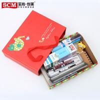 至尚创美 学生文具礼盒套装开学学习用品儿童生日礼物奖品 大礼盒套餐随机发货