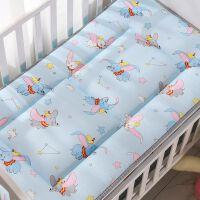 黄色儿童床垫幼儿园午睡垫被婴儿床通用驼色秋冬四季铺垫透气