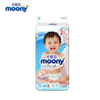moony 腰贴型纸尿裤XL46 单包【男女通用】
