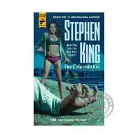 斯蒂芬金作品 The Colorado Kid 英文原版 科罗拉多之子 惊悚小说 King, Stephen 英文版小说